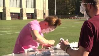Student-Athlete Weekly - Pie War
