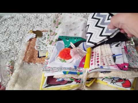 Fabric Flow Journal for Melodi