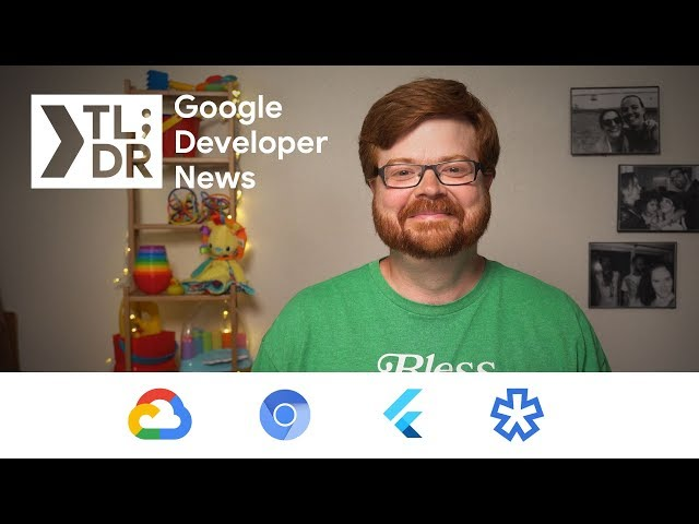 Adobe XD support for Flutter, Architecture Framework, temporary closures with Places API, & more!