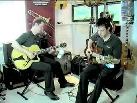 Foulds Jazz Guitars 2 (2008)