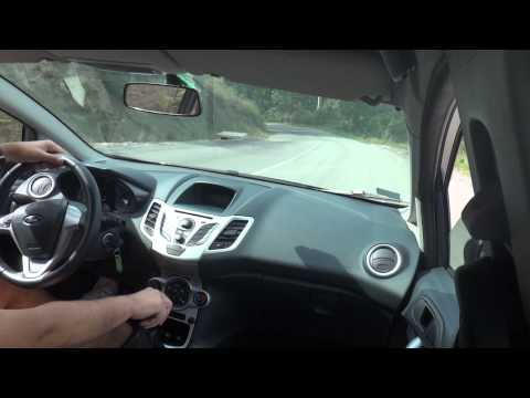 GoPro Serbia Drive From Belgrade to Priboj