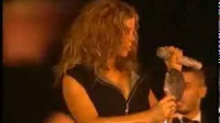 Mariah Carey - Heartbreaker Remix (Live)
