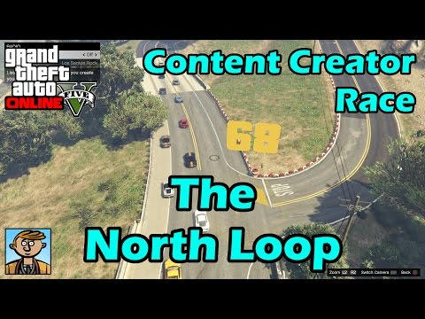 The North Loop - GTA Content Creator Race