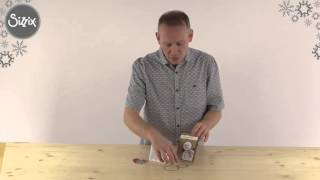 Quick Christmas Cards with Sizzix Designer Pete Hughes
