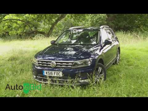 Volkswagen Tiguan 2017 Video Review AutoeBid