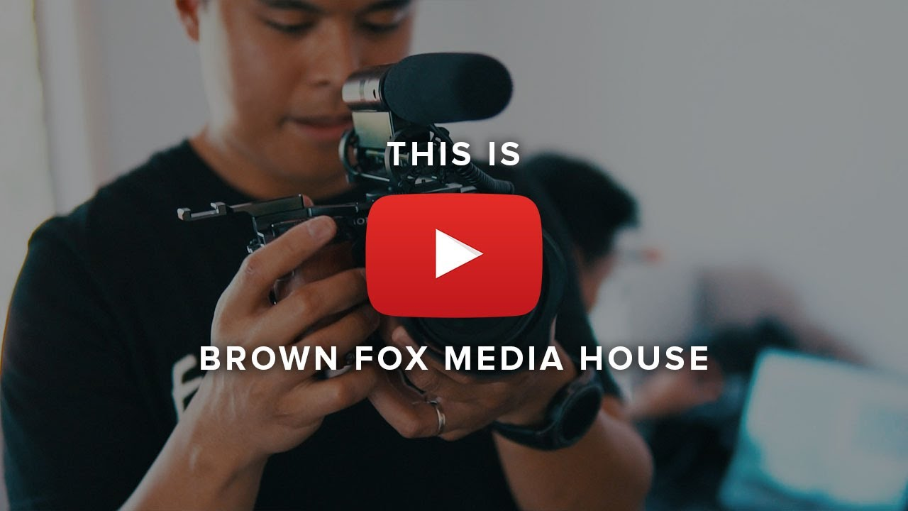Brown Fox Media House // Brisbane Videography // Video Business Card