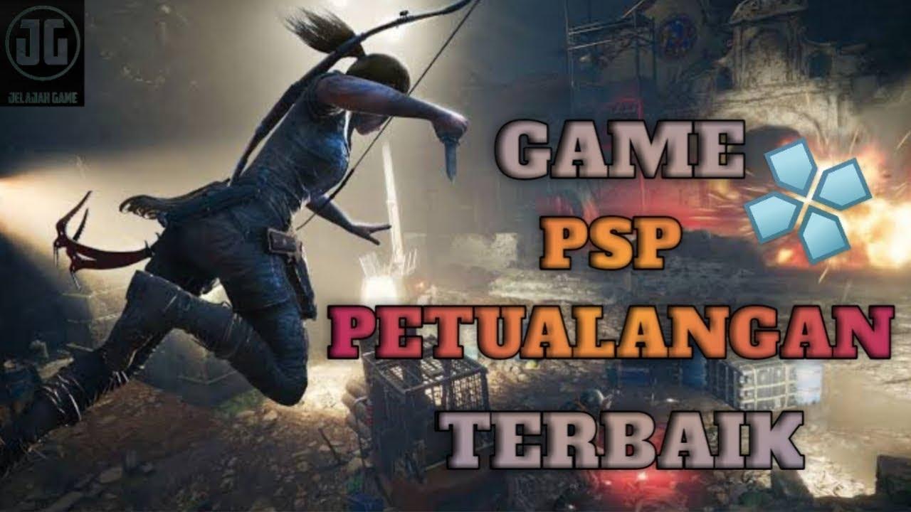 kumpulan game ppsspp/psp iso android lengkap