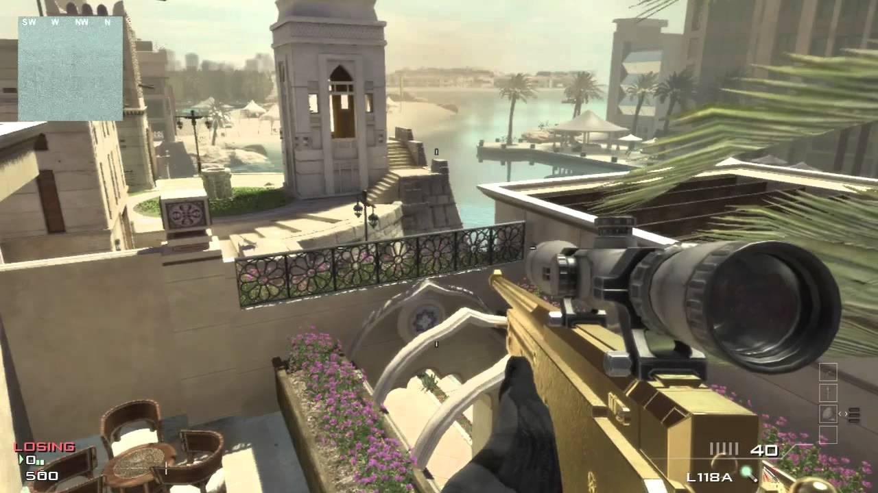 New Mw3 Elite Maps Trickshot Spots Tutorial For Oasisaground