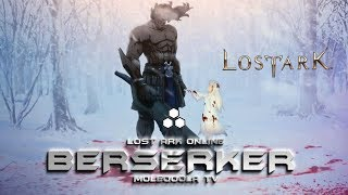 Lost Ark Online [Demo version game] - Berserker [frag movie]