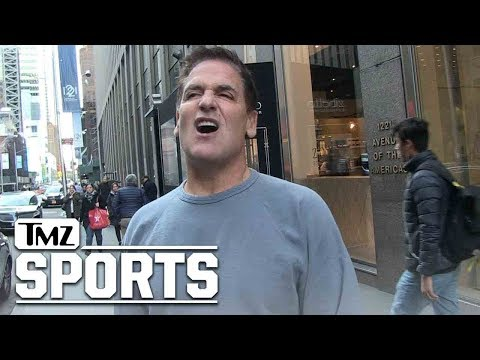 Mark Cuban Says LaVar Ball Is Playing Trump Like a Fiddle | TMZ Sports