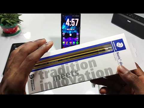Samsung Galaxy note 8 MOST important Accessories