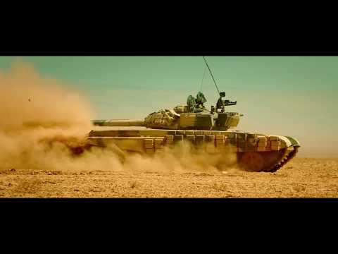 Operation Red Sea (2018) - The Tank Chase