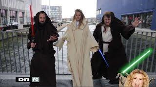 Go' Morgen P3 glæder sig ekstra meget til den nye Star Wars film