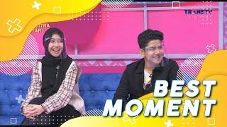 Adegan Sama AYU TING TING, SYAKIR Minta Izin ADIBA Dulu | Best Moment #Brownis (5/5/21)