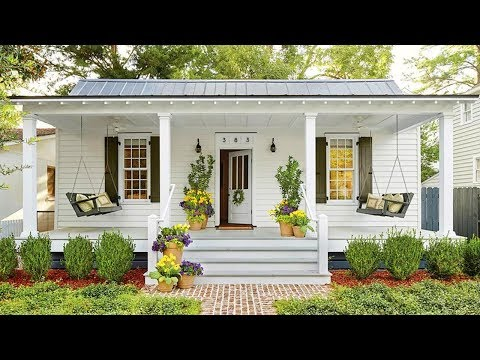 8 Tips for Living in a 660 Square Foot Cottage from Southern Living