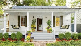 8 Tips for Living in a 660 Square Foot Cottage from Southern Living @Tiny House Big Living
