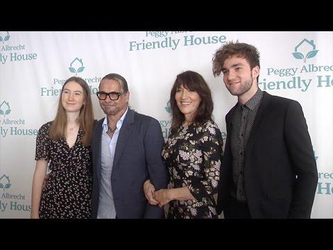 Katey Sagal & Family 27th Annual Peggy Albrecht Friendly House Awards Luncheon