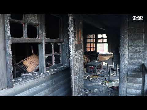 Incendio em Freixieiro de Soutelo destrói casa de turismo