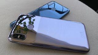 Die wohl beste Rückseite für ein Smartphone | HTC U12 Life erster Eindruck