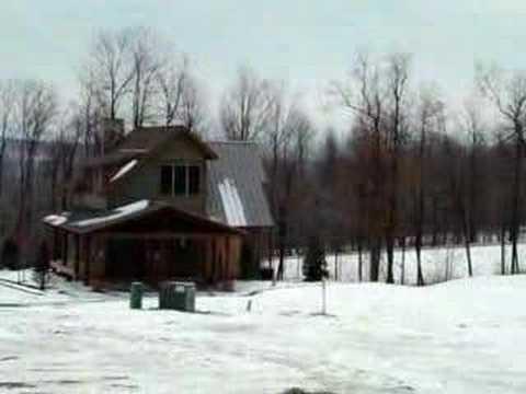 overlook cabins wisp ski resort deep creek lake maryland