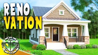 House Flipper Gameplay : FULL RENOVATION!  FULL FLIP! : PC Lets Play