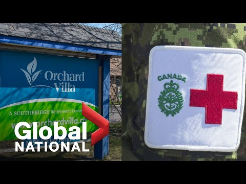 Global National: May 26, 2020 | Military Report Reveals Crisis At Some Ontario Care Homes