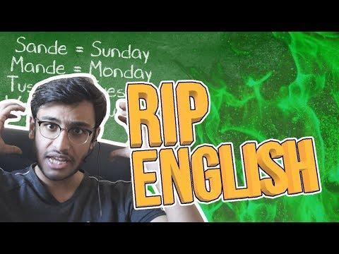 RIP ENGLISH #10 | RAWKNEE