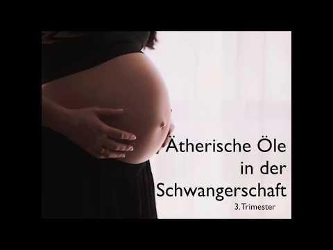 Ätherische öle schwangerschaft