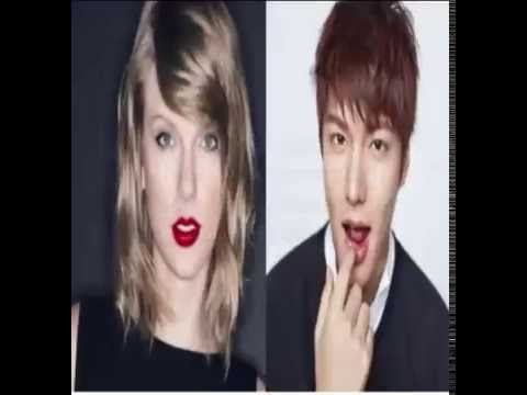 Lee Mİn Hoo Ve Taylor Swift Aşkı