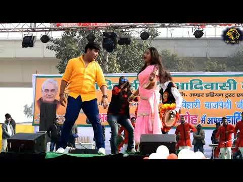 Pawan Roy  Bunty, Komal LIVE SHOW IN PUNJABI BAGH