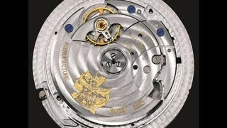 Manufacture Piaget 860P Movement