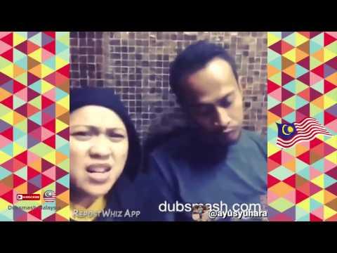 Dubsmash Malaysia Artis ACHEY BOCEY Dubsmash Melayu Artis