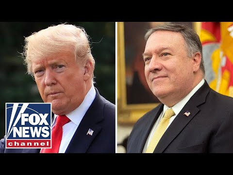 Trump sending Pompeo 'immediately' to meet with Saudi King