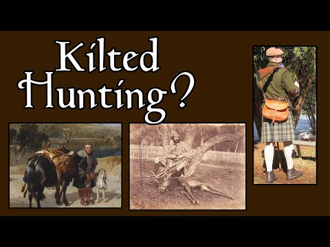 Can You Hunt In A Kilt?