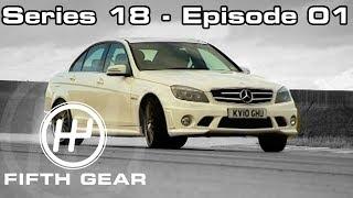 Fifth Gear: Series 18 Episode 1