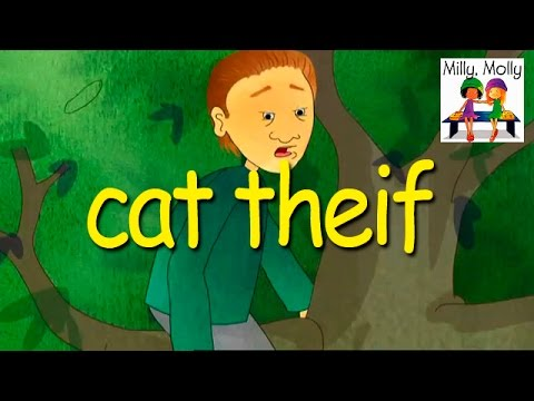 Milly Molly | Cat Thief | S1E10 from YouTube · Duration:  10 minutes 58 seconds
