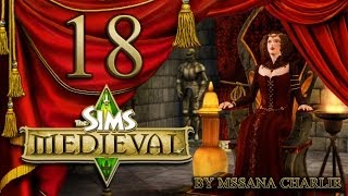 the Sims Medieval #18 - Квест