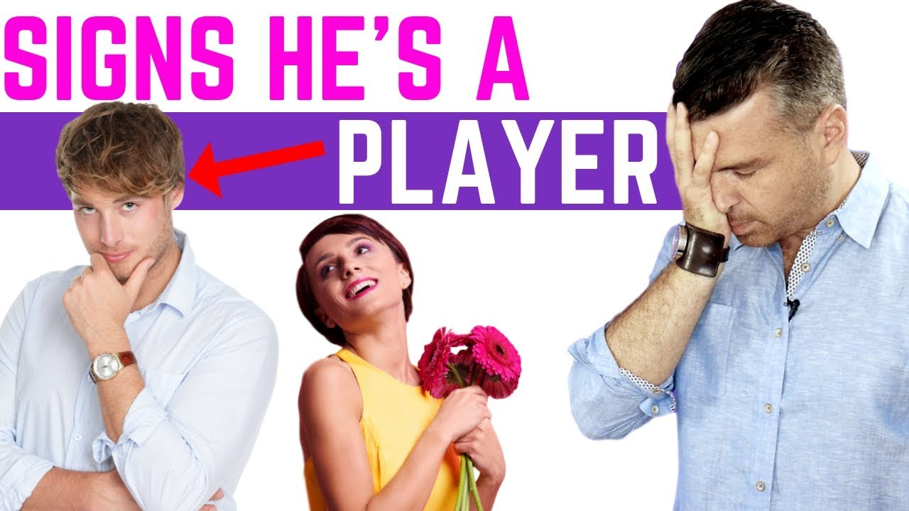 9 Signs He's a Player And Has Bad Intentions With You