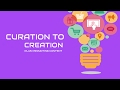 YouTube Turbo Curation to Creation Tutorial - Plus Promoting Content