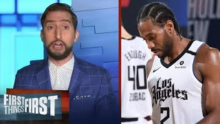 Nick Wright REPORT: Kawhi Leonard is about to learn the role failure plays in superstardom