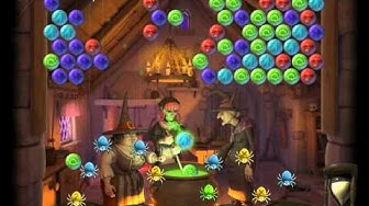 Bubble Witch online spielen (King.com)
