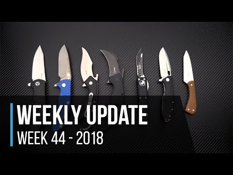 Weekly Update #44 - 2018: Reate Crossroads, Boker Toro, Ocelot, Mini Caracal & Bugout And More!