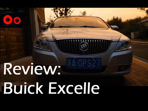 Car Review No.4 – Buick Excelle (Daewoo/Chevrolet Lacetti)