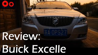 Car Review No.4 - Buick Excelle (Daewoo/Chevrolet Lacetti)