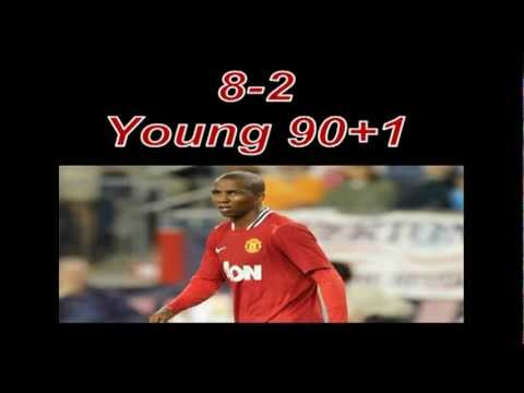 Download Manchester United 8 Arsenal 2  28th aug 2011 Pure Class