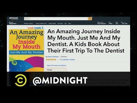 Samm Levine, Alex Borstein and Greg Proops  Amazon Book Fair  @midnight with Chris Hardwick