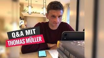 Q&A mit Thomas Müller