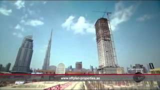 Secret of building tall skyscrapers in Dubai