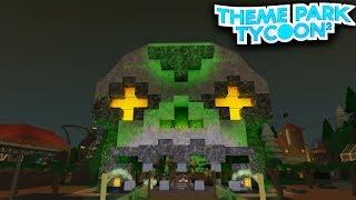 SKULL ISLAND in Theme Park Tycoon 2!! (Roblox)