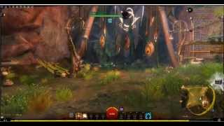 Guild Wars 2 - Heart Of Thorns - Shooting Gallery Adventure - Gold!